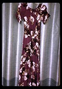 Maxi summer dress by Jaase